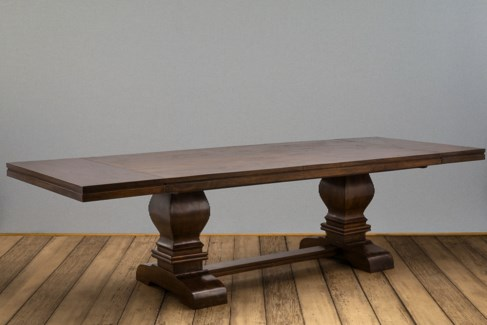 """120"""" ME Trestle Dining Table"""