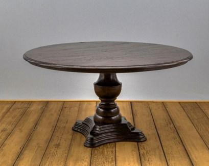 "60"" Round Camden Leg Dining Table"