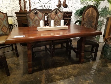 """72"""" Monk Dining Table"""