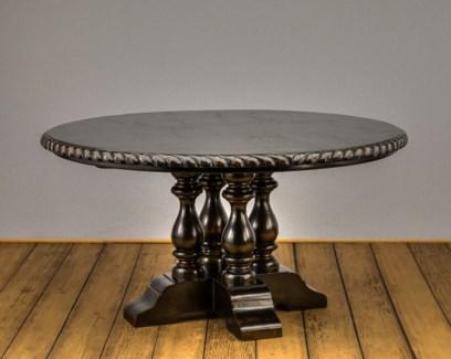 "60"" Round Siena Dining Table"