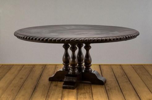 "72"" Round Siena Dining Table"