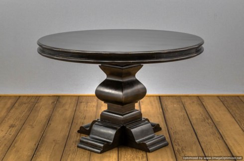 """60"""" Round Corsica Dining Table"""