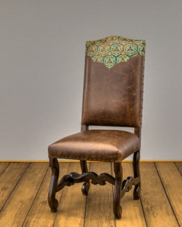 Crown Yoke Side Chair