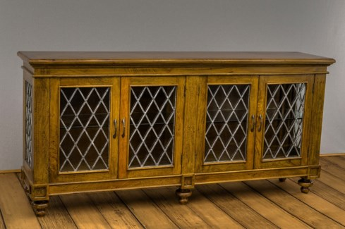 Tracery 4 Door Buffet