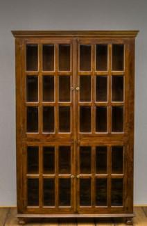 Bridgetown 4 Door Display Cabinet