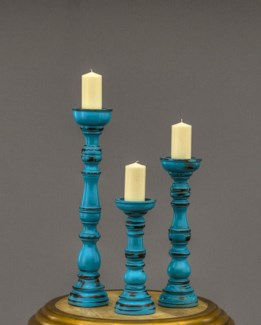 Virgo Candle Stand