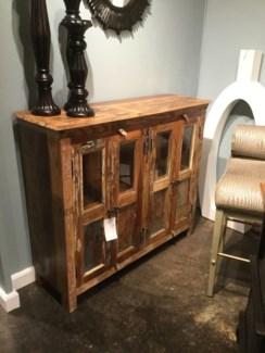 Reclaimed Wood 4 Door Buffet