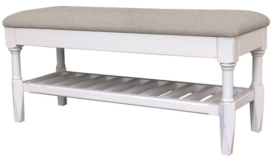 EASTON QUEEN BENCH 58\q -WHT