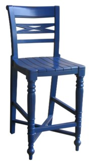 RFLS W/S COUNTER STOOL- BBY