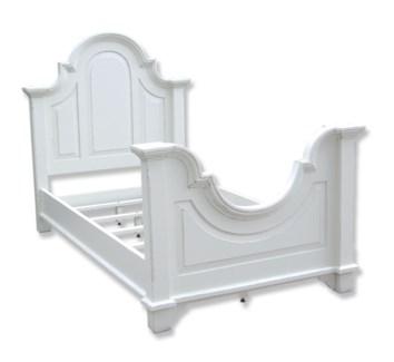 CHESAPEAKE TWIN BED - WHT