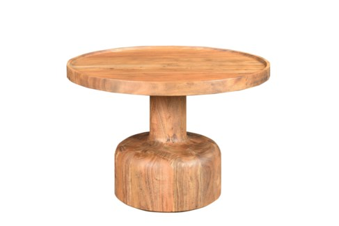 Ravinia Side Table Natural