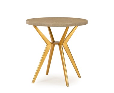 Hines Side Table - Round