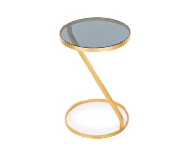 Garbo Accent Table