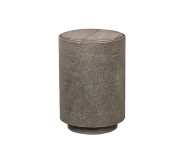 Crosby Side Table - Driftwood