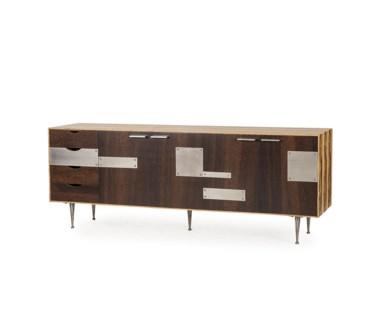 Jojo Large Console Table - 4 Door