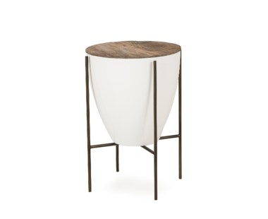 "Danica Side Table - 17"" Filter"