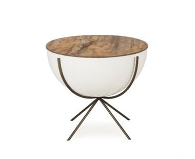 "Danica Side Table - 24"" Bowl"