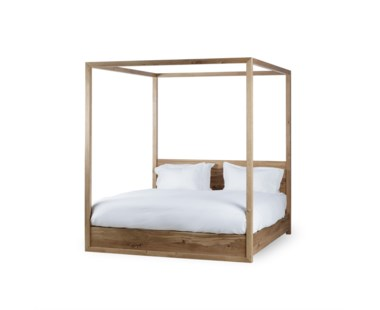 Otis Poster Bed - US Queen