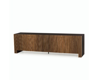 Angelica Media Console - 4 Door