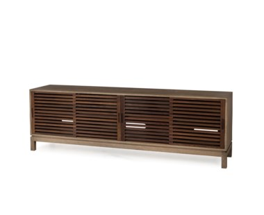 Camellia Media Console - 4 Door