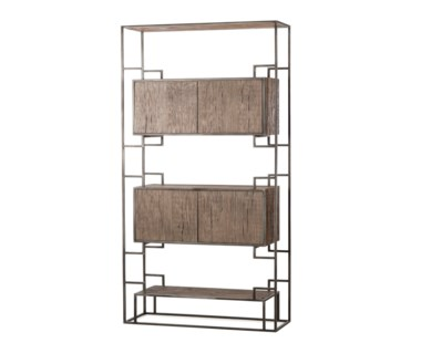 Juana Bookcase - French Oak