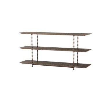Natal 3 Tiered Media Console