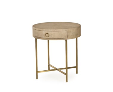 Delphine Side Table - Round