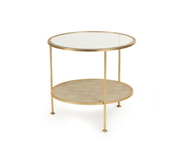 Adele End Table - Round / Small