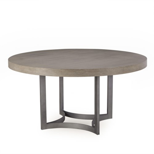 paxton dining table - round - coffee tables - resource decor
