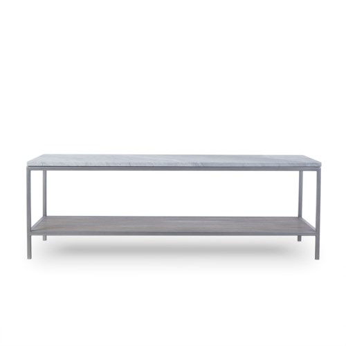 paxton coffee table - large / rectangle - coffee tables - resource