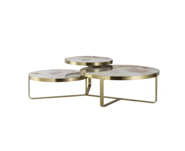 Rex Coffee Table - Round