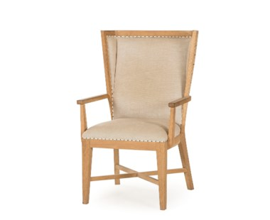 Shipyard Armchair - No Back Upholstery