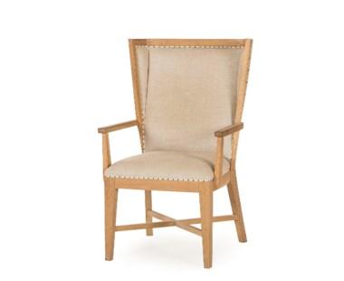 Shipyard Armchair - No Back Upholstery