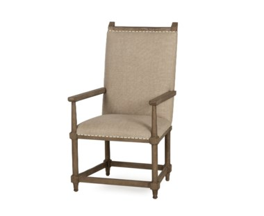 Wine Makers Arm Chair