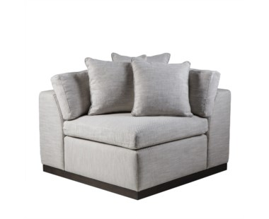 Dawson Corner Chair -Melinda Nubia