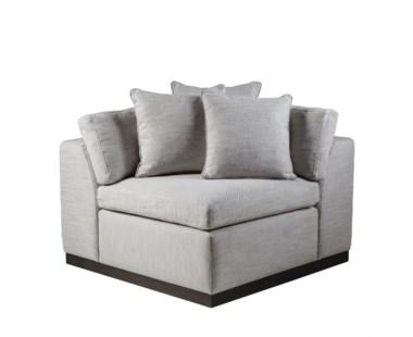 Dawson Corner Chair - Melinda Nubia (UK)