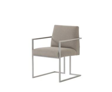 Paxton Arm Chair - Macy Shadow