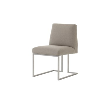 Paxton Side Chair - Macy shadow