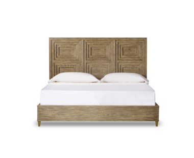Claiborne Panel Bed - US Queen