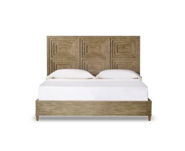 Claiborne Panel Bed - US Queen