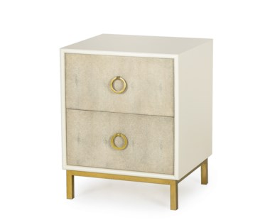 Amanda Nightstand - 2 Drawer
