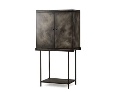 Zachariah Bar Cabinet