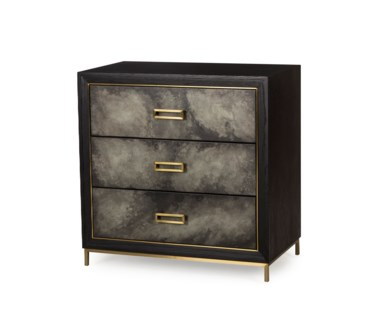 Levi Nightstand - 3 Drawer