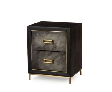Levi Nightstand - 2 Drawer