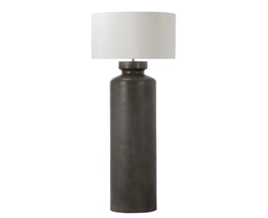Longfellow Floor Lamp - White Shade