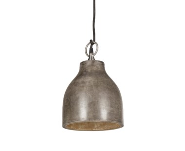 Urban Concrete Pendant - Small