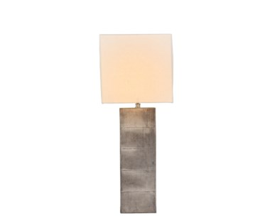 Roark Table Lamp - White Shade
