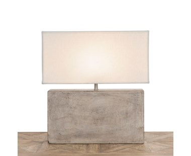 Untitled Lamp - Small / White Shade
