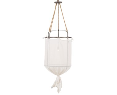 French Laundry Light Closed - Small / White