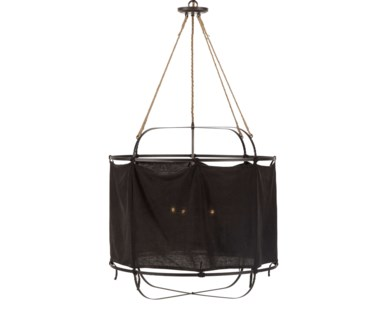 French Laundry Light - Large / Black